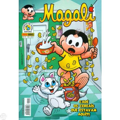 Magali [2ª série - Panini] nº 009 set/2007