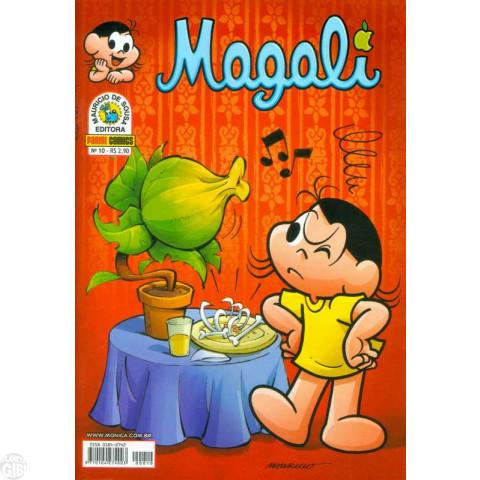 Magali [2ª série - Panini] nº 010 out/2007