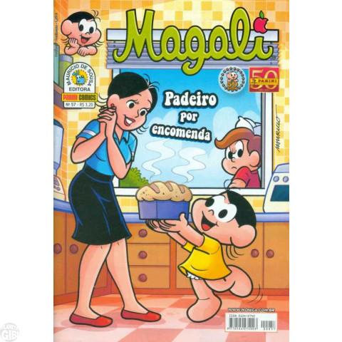 Magali [2ª série - Panini] nº 057 set/2011