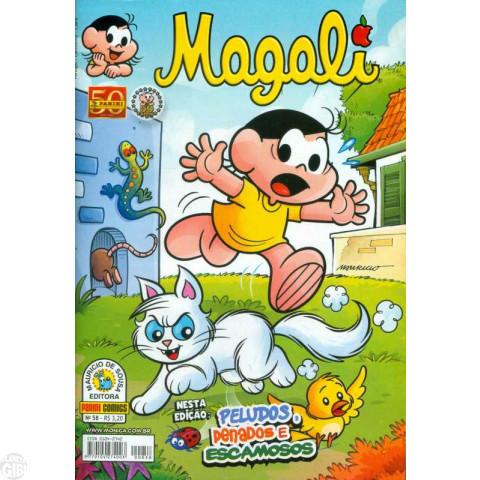 Magali [2ª série - Panini] nº 058 out/2011