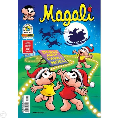Magali [2ª série - Panini] nº 072 dez/2012