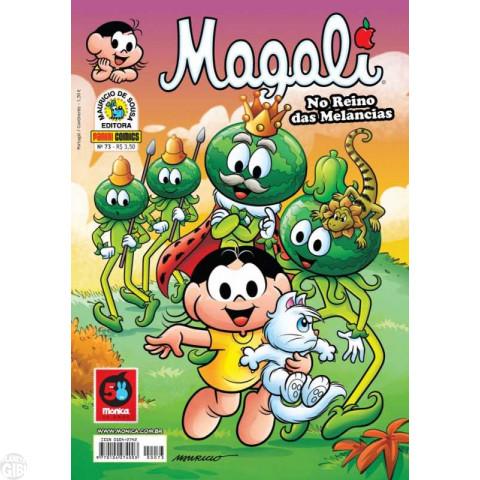 Magali [2ª série - Panini] nº 073 jan/2013
