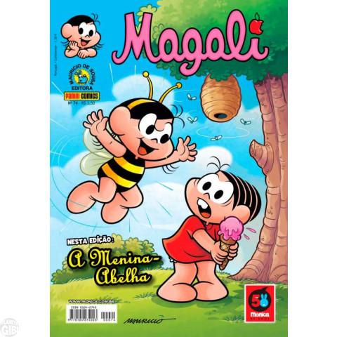 Magali [2ª série - Panini] nº 074 fev/2013