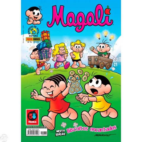 Magali [2ª série - Panini] nº 076 abr/2013