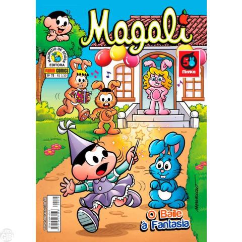 Magali [2ª série - Panini] nº 078 jun/2013