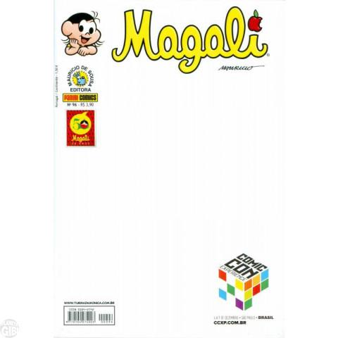 Magali [2s - Panini] nº 096 dez/2014 - Capa Exclusiva CCXP - Para colecionador