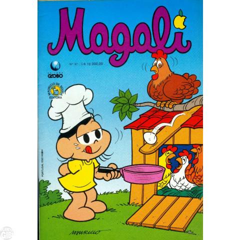 Magali [1s Globo] nº 097 mar/1993