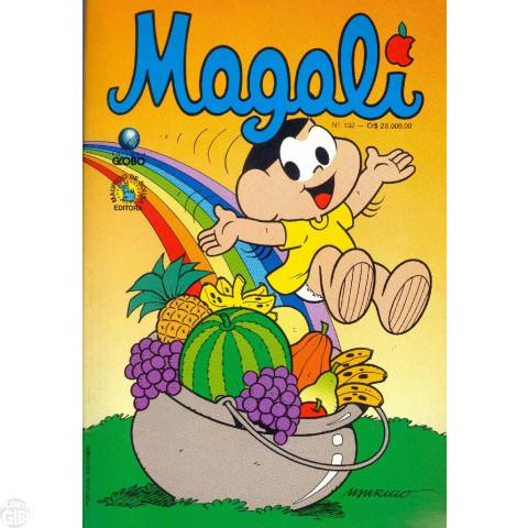Magali [1s Globo] nº 102 mai/1993