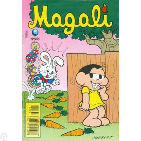 Magali [1s Globo] nº 281 mar/2000