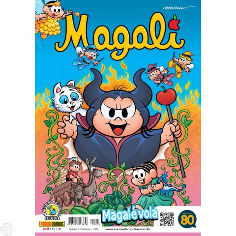 Magali [3ª série - Panini] nº 003 jul/2015