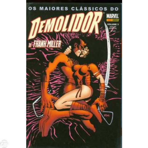 Maiores Clássicos do Demolidor [Panini] nº 003 mar/2004 - Frank Miller