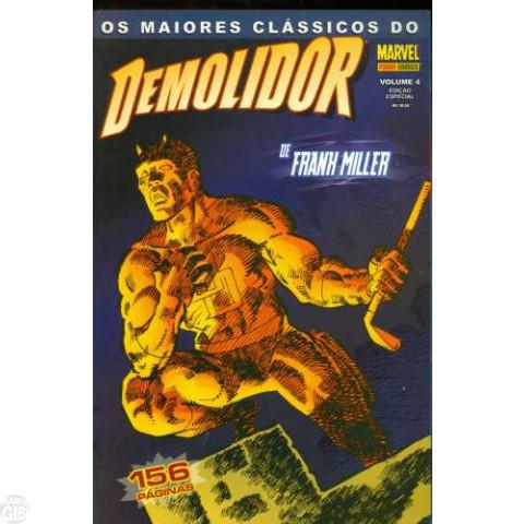 Maiores Clássicos do Demolidor [Panini] nº 004 set/2004 - Frank Miller