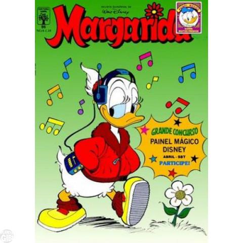 Margarida [1ª série] nº 086 out/1989 - Pardal: Ajudando os Ajudantes - Vide detalhes