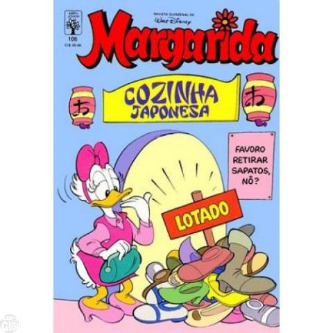 Margarida [1ª série] nº 106 ago/1990 - Corrida Econômica