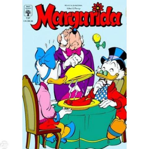 Margarida [1ª série] nº 137 out/1991 - A Conta da Gorjeta