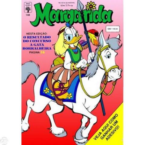 Margarida [1ª série] nº 148 mar/1992 - O Presente da Vovó