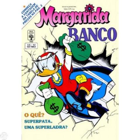 Margarida [1ª série] nº 162 out/1992 - Superpata - Papéis Trocados
