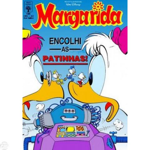 Margarida [1ª série] nº 186 set/1993 - Professor Pardal - Encolhi as Patinhas!