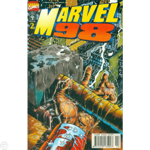 Marvel 1998 [Abril] nº 002 fev/1998