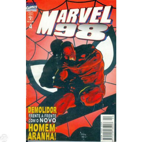 Marvel 1998 [Abril] nº 004 abr/1998