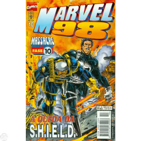 Marvel 1998 [Abril] nº 010 out/1998