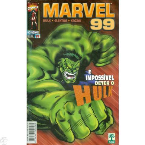 Marvel 1999 [Abril] nº 011 nov/1999