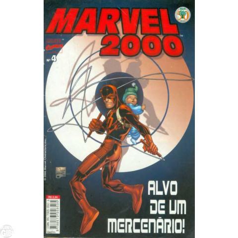 Marvel 2000 [Abril] nº 004 abr/2000