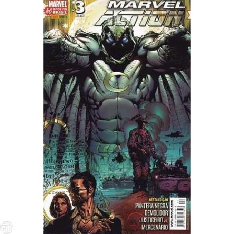 Marvel Action [Panini - 1ª série] nº 003 mar/2007