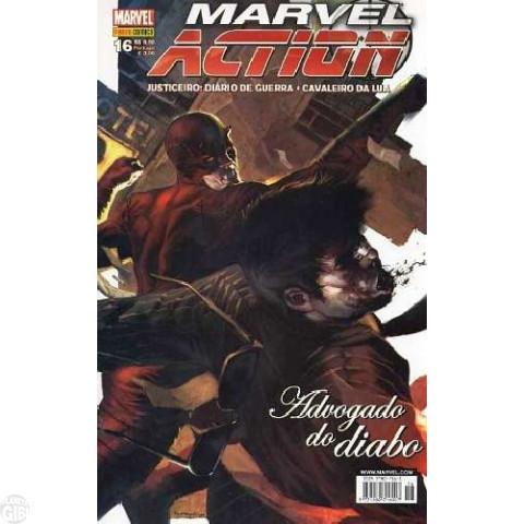 Marvel Action [Panini - 1ª série] nº 016 abr/2008