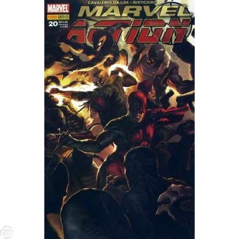 Marvel Action [Panini - 1ª série] nº 020 ago/2008