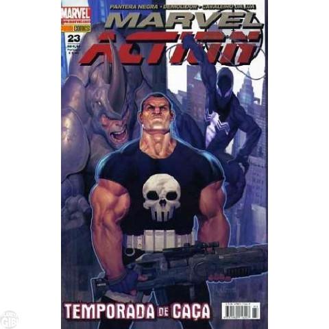 Marvel Action [Panini - 1ª série] nº 023 nov/2008