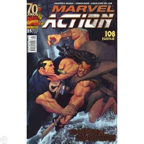 Marvel Action [Panini - 1ª série] nº 025 jan/2009