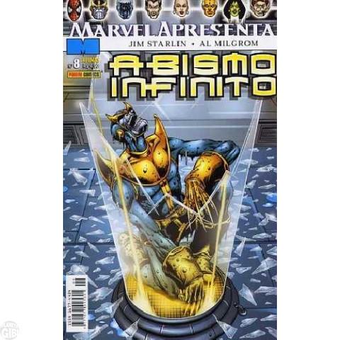 Marvel Apresenta [Panini 1ª série] nº 008 out/2003 Abismo Infinito (1)