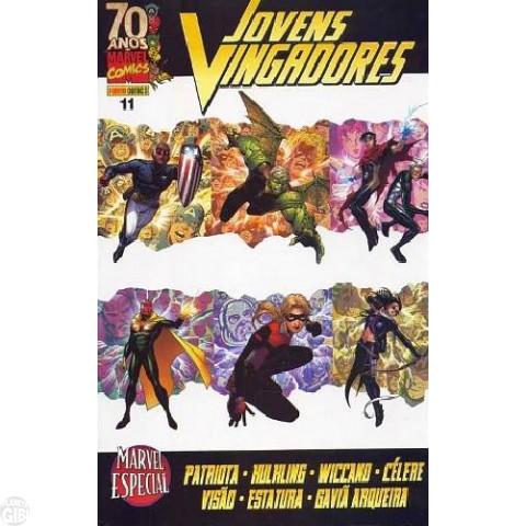 Marvel Especial [Panini - 1ª série] nº 011 jan/2009 - Jovens Vingadores