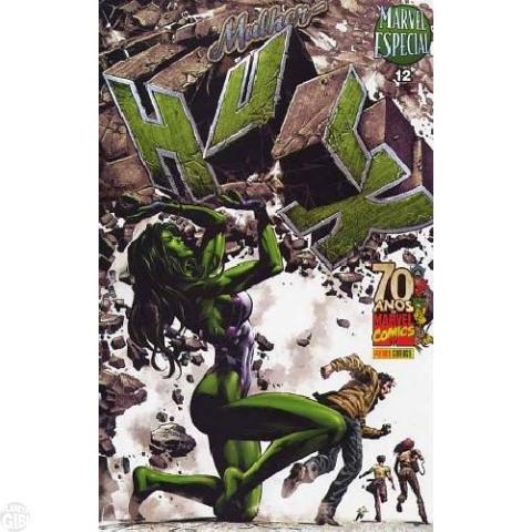 Marvel Especial [Panini - 1ª série] nº 012 mar/2009 - Mulher-Hulk