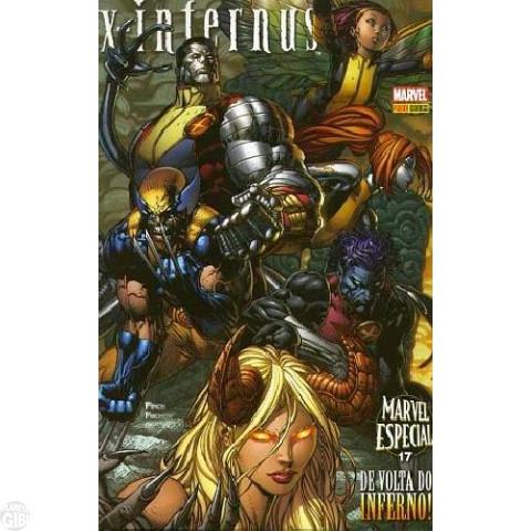 Marvel Especial [Panini - 1ª série] nº 017 jan/2010 - X-Infernus