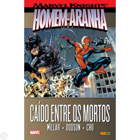 Marvel Knights - Homem-Aranha Caído Entre os Mortos [Panini - 1ª série] dez/2007