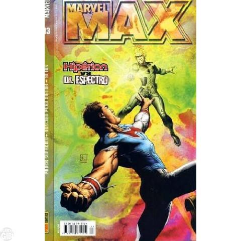 Marvel Max [Panini 1ª série] nº 013 set/2004 Justiceiro, Alias, Jessica Jones, Poder Supremo