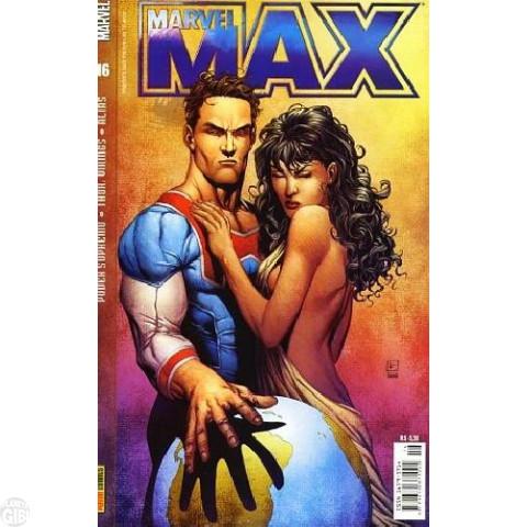 Marvel Max [Panini - 1ª série] nº 016 dez/2004 - Thor: Vikings | Alias - Jessica Jones | Poder Supremo