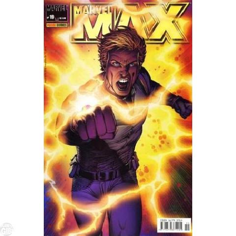 Marvel Max [Panini - 1ª série] nº 019 mar/2005 - Viúva Negra | Alias - Jessica Jones | Dr. Espectro