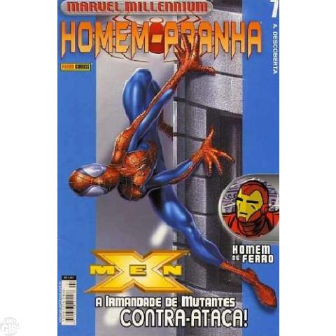 Marvel Millennium Homem-Aranha [Panini - 1ª série] nº 007 jul/2002