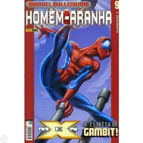 Marvel Millennium Homem-Aranha [Panini - 1ª série] nº 009 set/2002