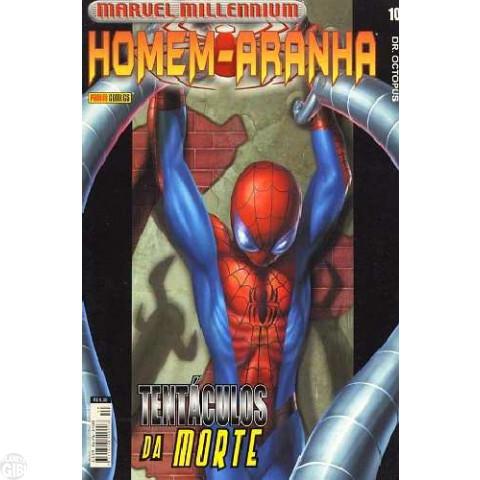 Marvel Millennium Homem-Aranha [Panini - 1ª série] nº 010 out/2002