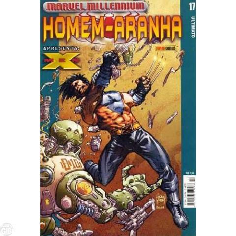 Marvel Millennium Homem-Aranha [Panini - 1ª série] nº 017 mai/2003