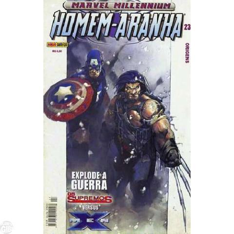 Marvel Millennium Homem-Aranha [Panini - 1ª série] nº 023 nov/2003
