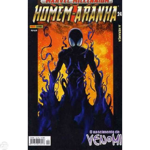 Marvel Millennium Homem-Aranha [Panini - 1ª série] nº 024 dez/2003