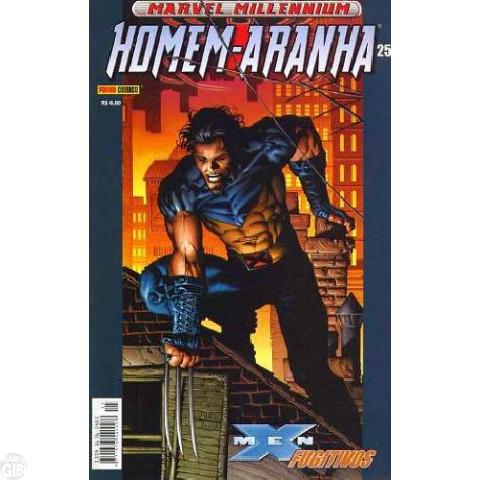 Marvel Millennium Homem-Aranha [Panini - 1ª série] nº 025 jan/2004