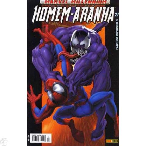Marvel Millennium Homem-Aranha [Panini - 1ª série] nº 027 mar/2004