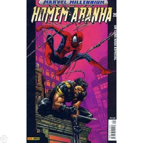Marvel Millennium Homem-Aranha [Panini - 1ª série] nº 029 mai/2004
