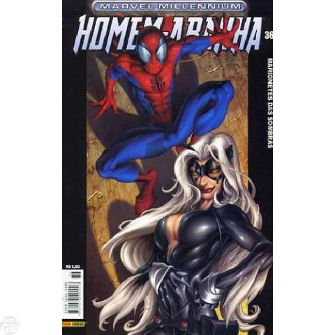 Marvel Millennium Homem-Aranha [Panini - 1ª série] nº 036 dez/2004